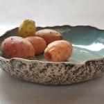 Serving Bowl Handmade Ceramics Handmade Dinnerware Ciotola Ceramica Kari Ceramics