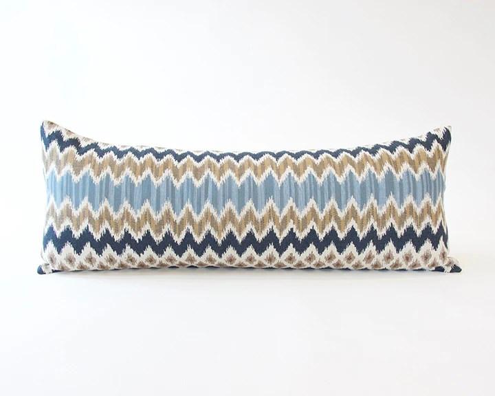 marine layer extra long lumbar pillow 14x36 homies