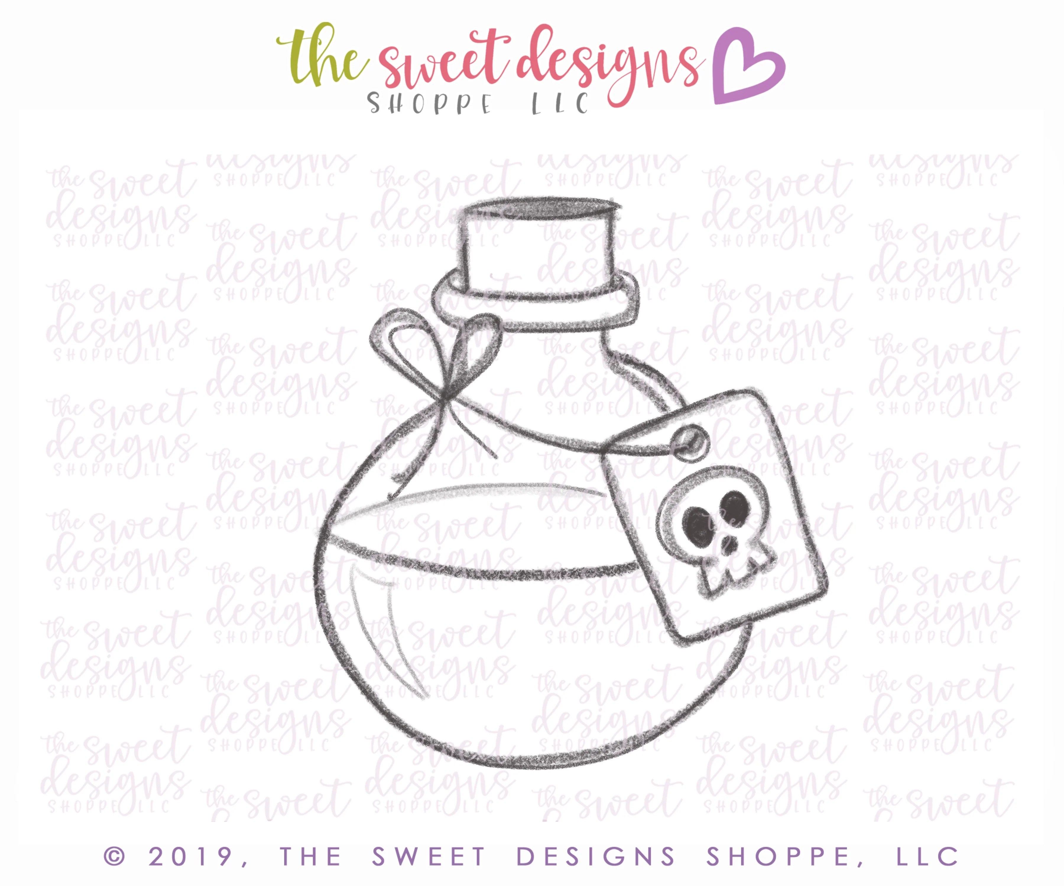 Round Potion 2019 The Sweet Designs Shoppe (With images