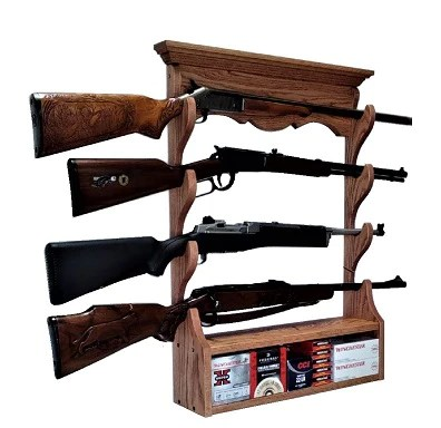 gun racks for less