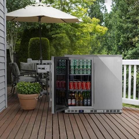 best outdoor beverage refrigerators for
