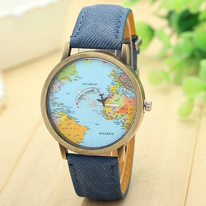 cc540a32909 Kröle Sons Vintage Traveler S Watch Save Our Oceans