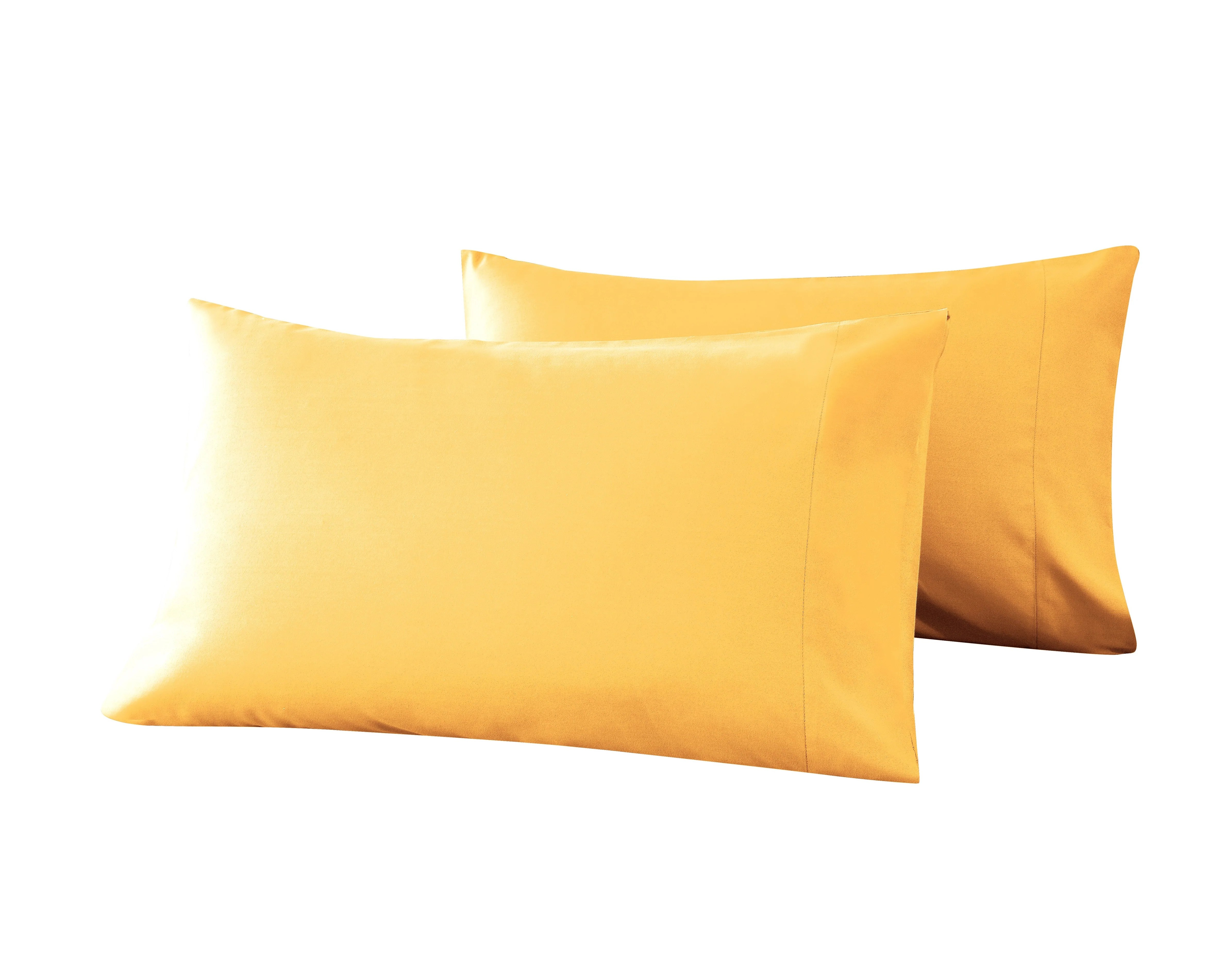 home kitchen throw pillow covers black queen goza bedding microfiber pillow cases 2 pack