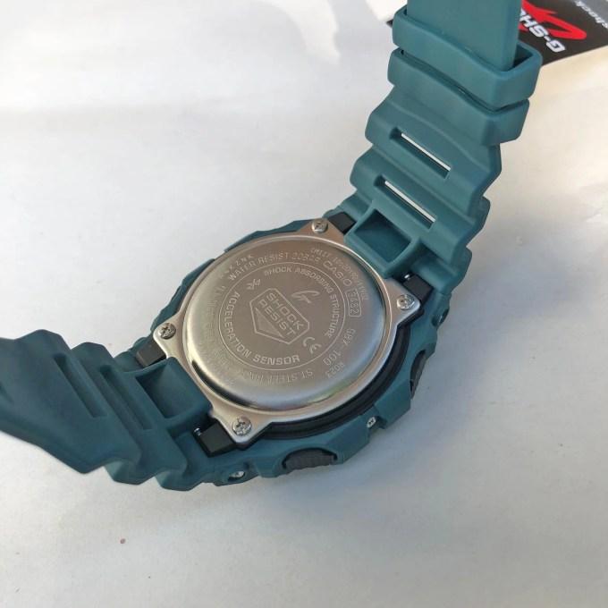 Casio G Shock G Lide Gbx 100 2 Teal Green Surfer Men S Tide Watch Nagi