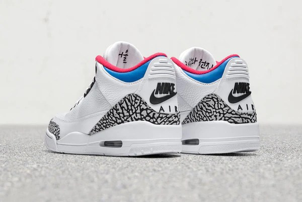 Nike Air Jordan 3  Seoul    International Shipping   Harumio Korea Nike Air Jordan 3  Seoul    Sneakers   Harumio