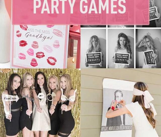 Classy Fun Ideas For Bachelorette Party Games