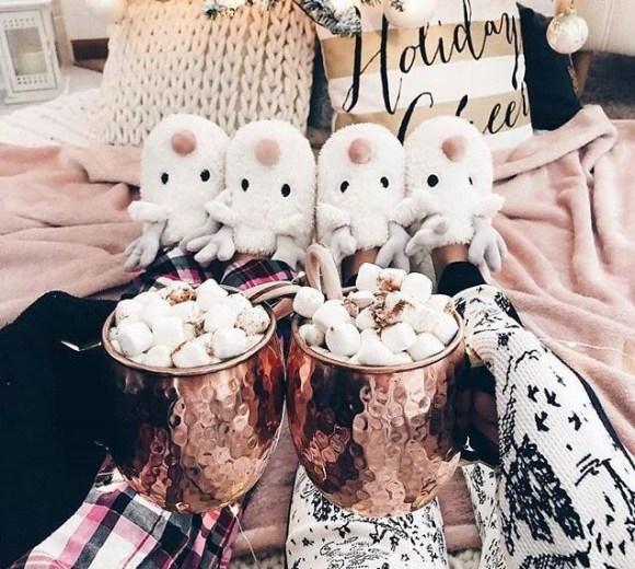 Winter Bachelorette Party Ideas | Slipper