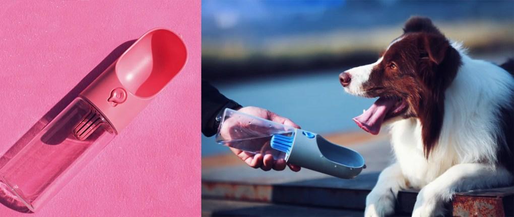 PETKIT - Pet Water Bottle - Dog Drinking Water