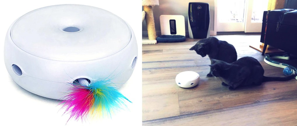 Smartpaw - Smart Interactive Cat Toy - Created Just For Cats
