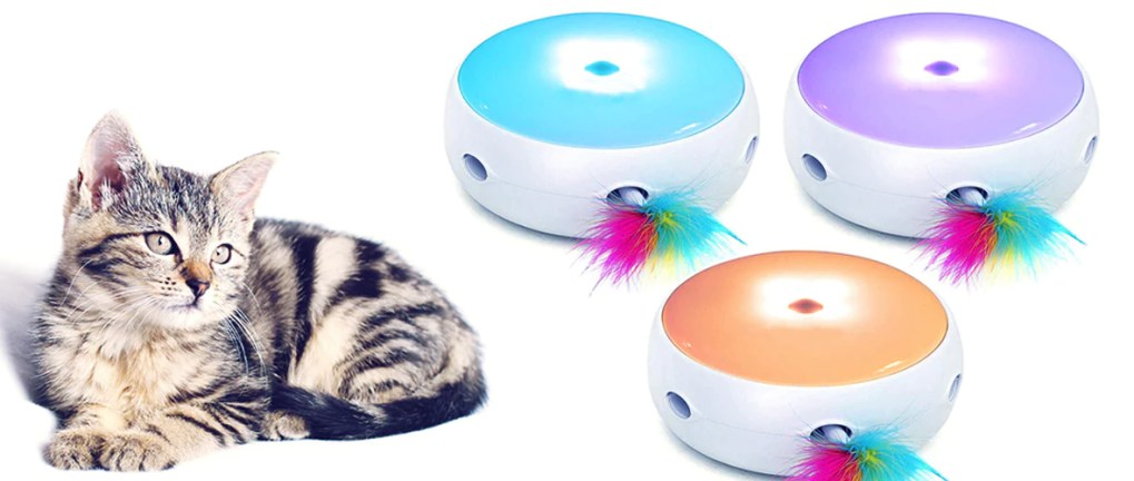 Smartpaw - Smart Interactive Cat Toy - 3 Modes