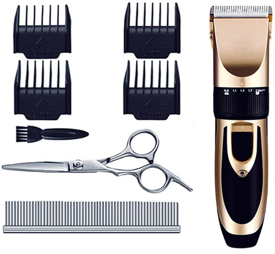 Smartpaw Pet Shaver Comprehensive Grooming Kit