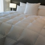 His And Her Baffle Boxed King Size Quilt 90 Hungarian Goose Down 1 An Supreme Quilts