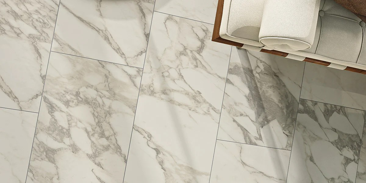 carrara select carrara arabescato porcelain tile polished
