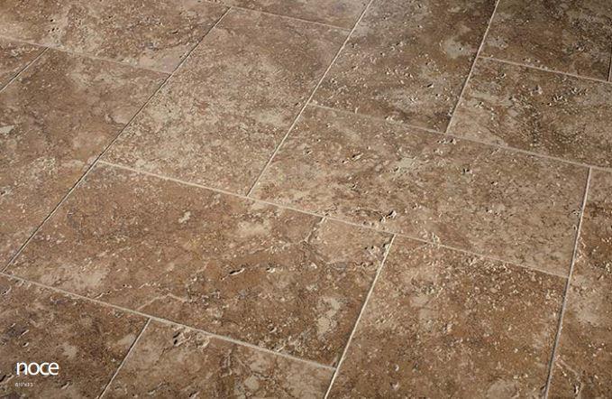 artea stone noce porcelain tile matte