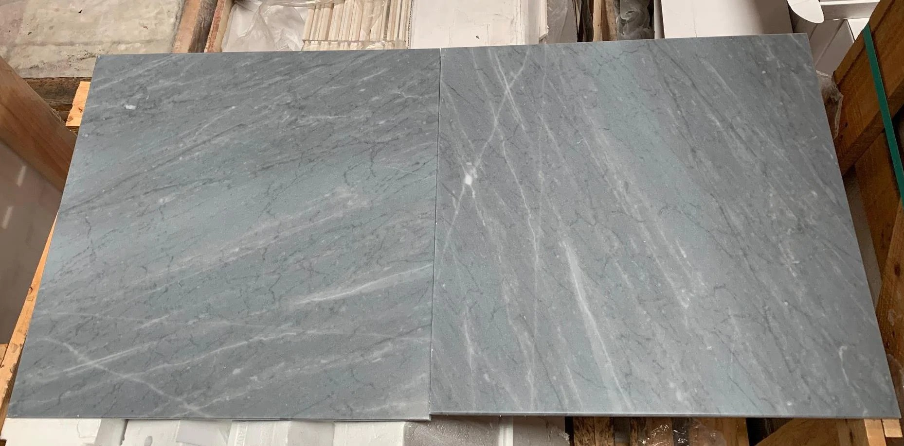 bardiglio imperiale marble tile honed