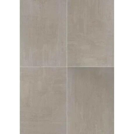 unglazed and glazed floor and wall tile