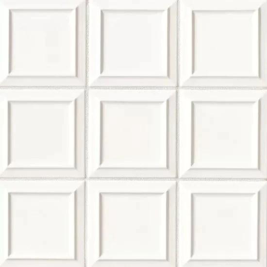 costa allegra white sand pacifico deco ceramic tile matte