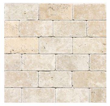 mediterranean ivory travertine tile textured