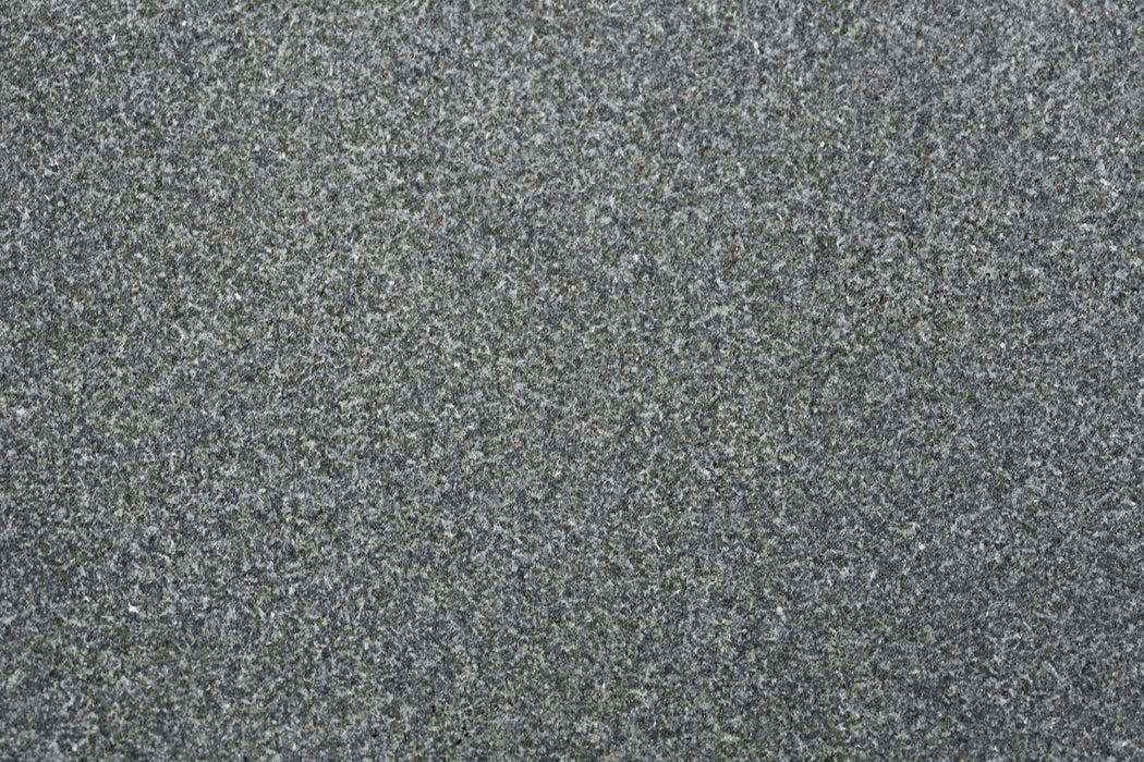 absolute black granite tile flamed