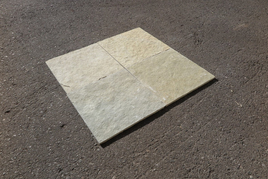 french vanilla limestone tile natural cleft face flat back