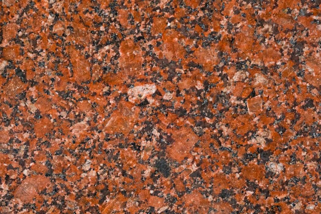 imperial red granite tile polished