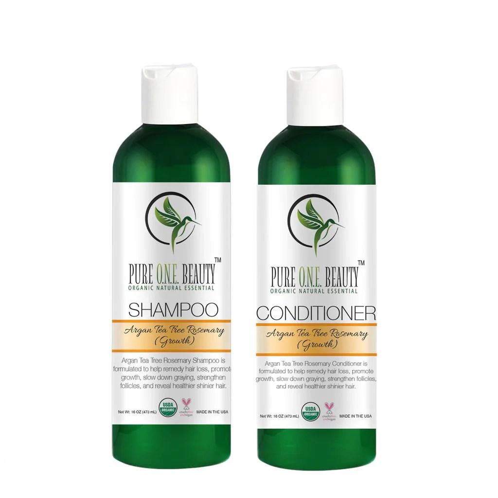 Does Suave Rosemary Mint Shampoo Grows Hair