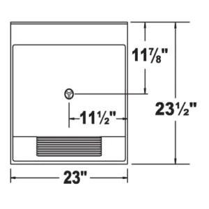 mustee 17w wall mount utilatub laundry tub