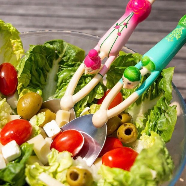 couverts a salade quelle salade