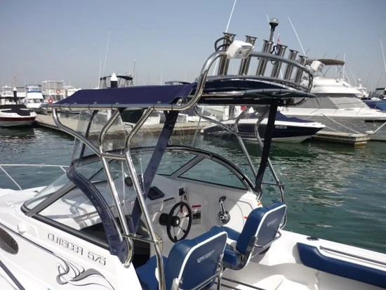 Canopy Options And Colours Hunts Marine