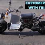 Honda Ruckus Gy6 Conversion Kit Oem Look Rolling Wrench