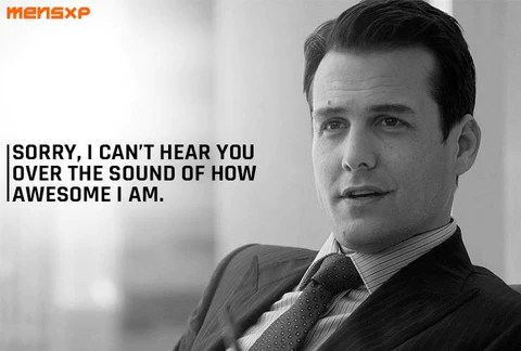 Harvey Specters Quotes To Live By In 2017 DV Clothiers