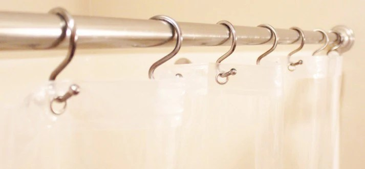 in shower curtain liner materials