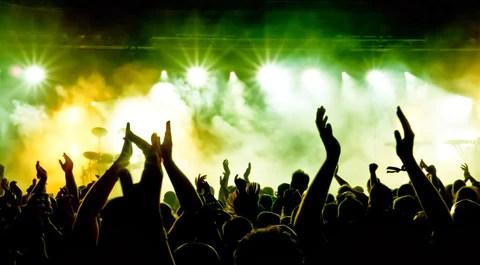 Rock Concert at 130 dB