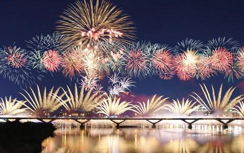 Fireworks at 175 dB