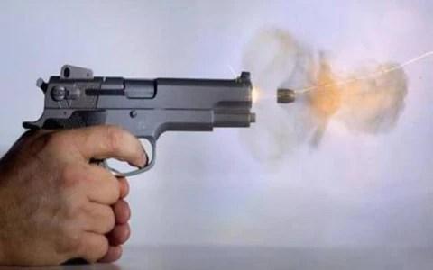 Gunfire at 150 dB