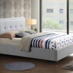 Laver King Upholstered Bed Frame Dial A Bed
