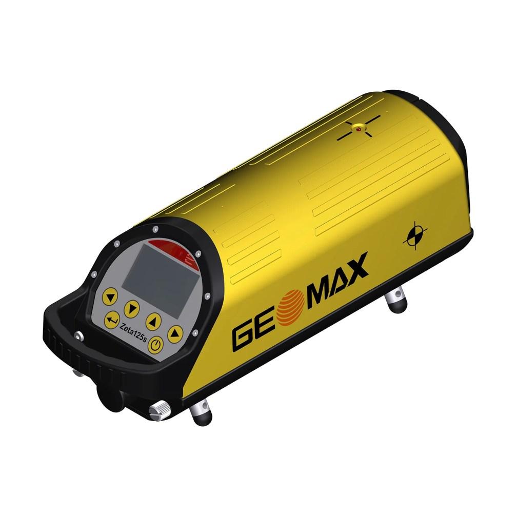 GeoMax pipe laser serie Zeta