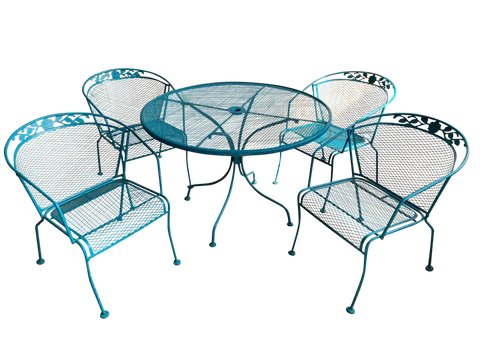 products tagged vintage patio set