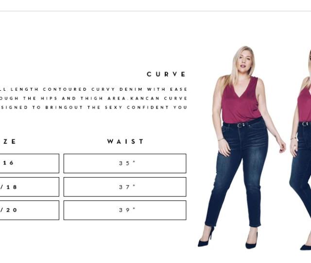 Home Size Chart Pants Plus Size Jeans Shorts Womens Clothes
