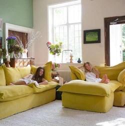 luxury extra large sofa made to order