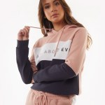 All About Eve Clothing HERITAGE HOODY - PINK
