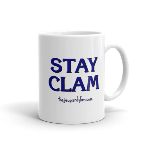 STAY CLAM!