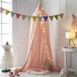 Dome Princess Bed Canopy Bed Curtain Mosquito Net Children Room Decora Truedays