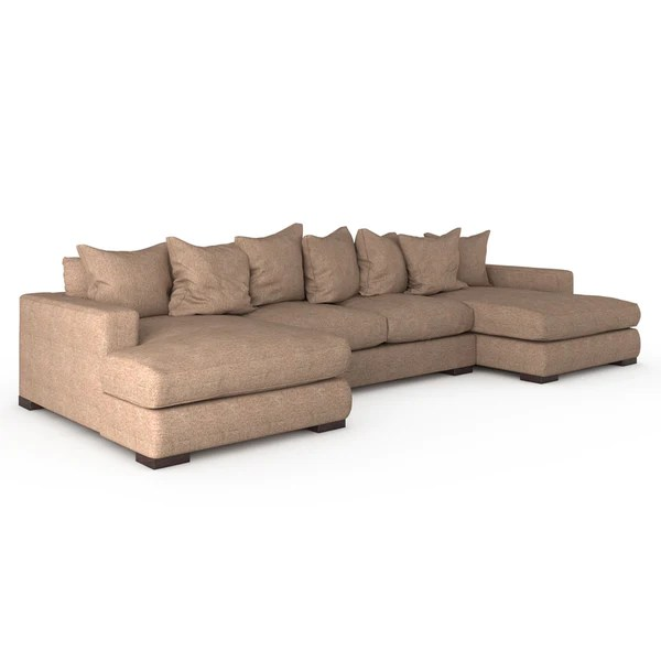 double chaise sectional sofas san diego