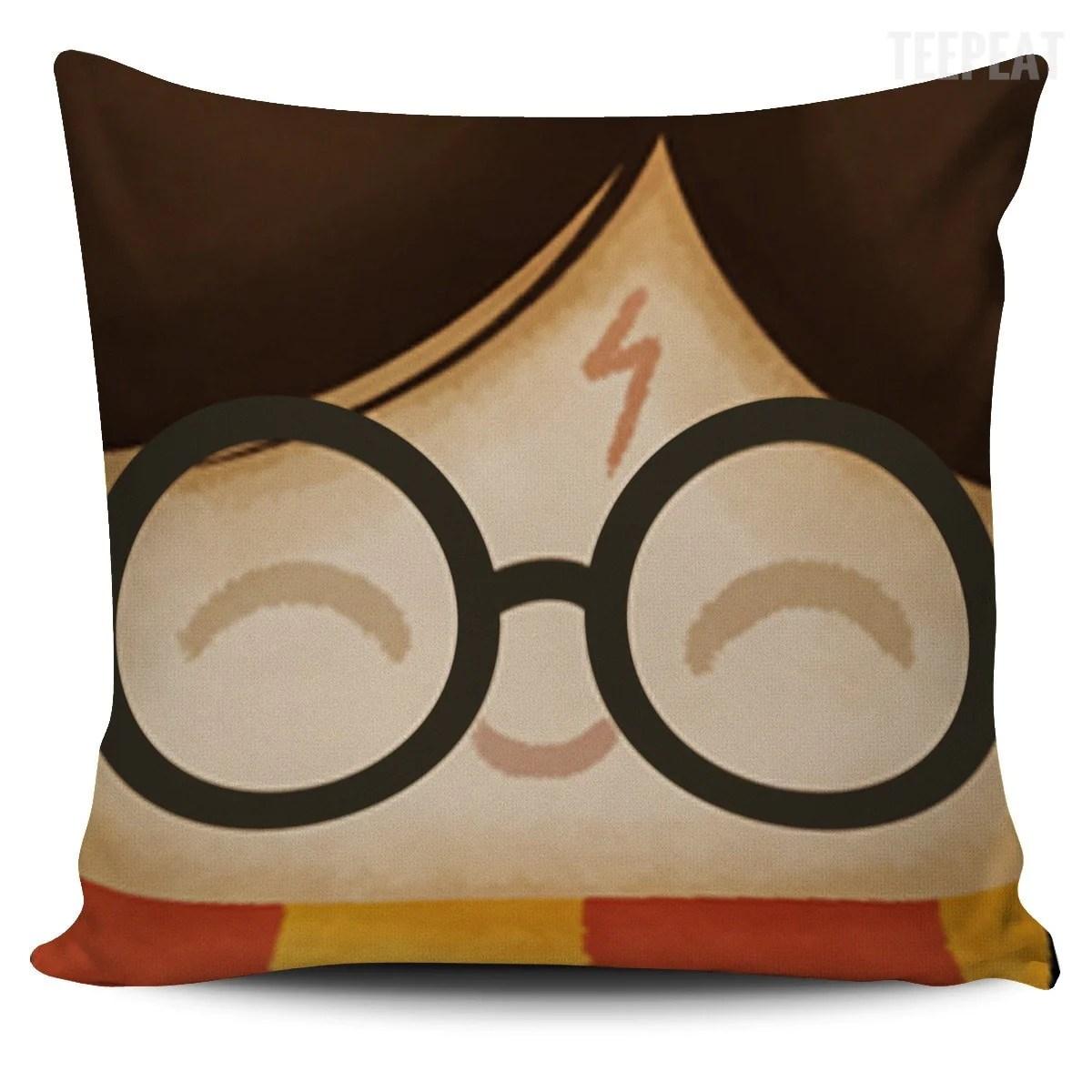 harry potter pillow case