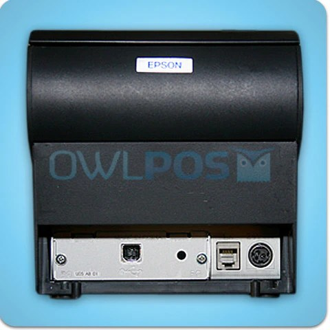 Epson Tm T88iv Usb Thermal Pos Receipt Printer Model M129h Refurbished