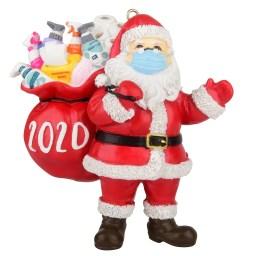 2020 Santa Claus Keepsake Ornament