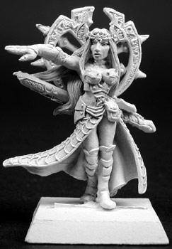 Warlord Miniatures Witch Queen Of Taltos 14065 Rpg 25mm