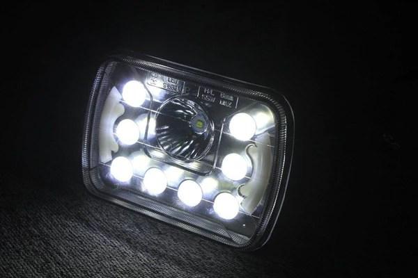Jeep Tj Led Fog Lights