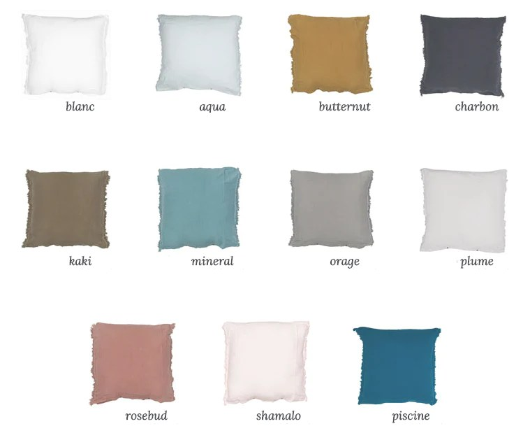 natural linen from bed and philosophy
